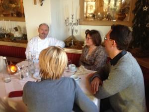 Im Gespräch mit Franz Hopper, Kühenchef vom Landshuter Hof