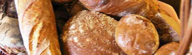 Es ist Zeit für dieses Brot