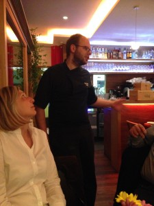 Sebastian Völkl, Gastronom mit Leidenschaft