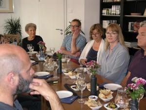In der Casa del Oliva in der Schirmgasse in Landshut kann man Olivenöl kaufen, Tapas genießen und übrigens auch gut frühstücken